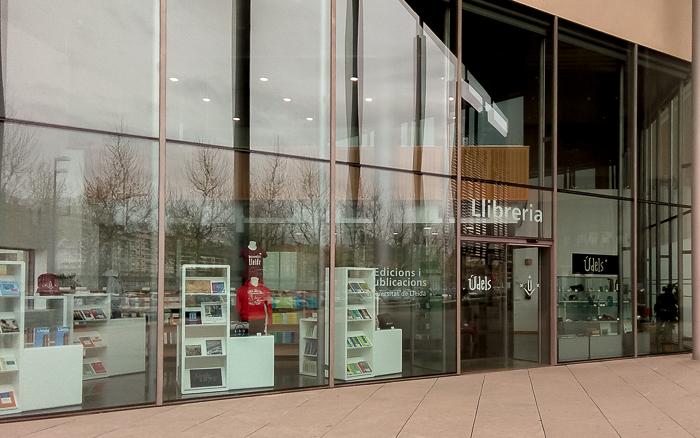 Údels. Botiga-llibreria de les Edicions i Publicacions de la Universitat de Lleida
